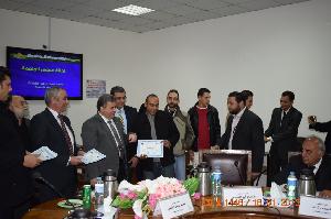 Une coopération entre l'Université de Banha et l'Académie des Solarassel pour former les jeunes dans les domaines de l'électricité et les énergies renouvelables.