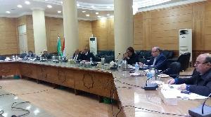 Le Conseil du Service de la société de l'Université de Benha discute les problèmes des entreprises industrielles et affirme sur l'importance des petits projets dans la construction de l'économie nationale.
