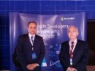 Benha University participates in Microsoft Developers conference 2017 at the American University in Cairo