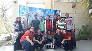 جامعة بنها تفوز بالمركز الأول بملتقي الروبوت ... للعام الثاني علي التوالى