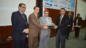 جامعة بنها تحصل على أفضل مكتبة رقمية على مستوى مصر