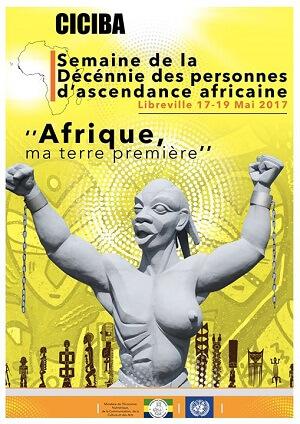 مؤتمر شعوب العالم ذوى الأصول الأفريقية مايو 2017
