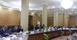 برقية عزاء من مجلس جامعة بنها للبابا تواضروس فى ضحايا المنيا من المصريين