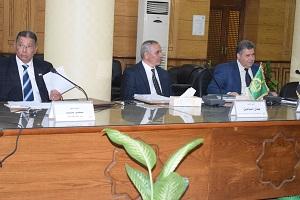 Au sein du Conseil de l'Université de Banha : Des nouveaux règlements pour la surveillance des thèses scientifiques.