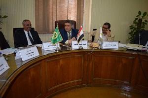 في إطار التعاون المصري الصيني: جامعة بنها تستعد للمؤتمر الدولي الصيني المصري الثاني في أكتوبر القادم