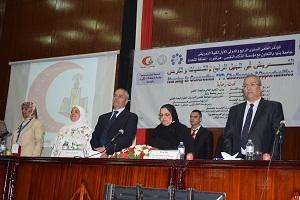 في مؤتمر تمريض بنها : المطالبة بتضافر الجهود بين أجيال أبناء مهنة التمريض