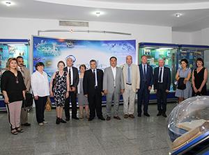 L'Université de Benha participe à la réunion de l'Alliance des Universités de la Nouvelle Route de la Soie au Kazakhstan.