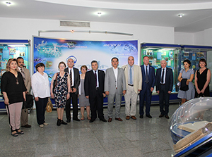 Benha University participates in the executive committee meeting of the university alliance of the new Silk Road