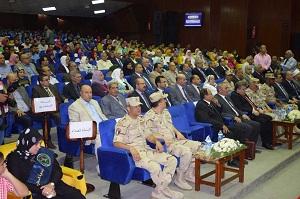 جامعة بنها تستضيف الندوة التثقيفية الأولي للقوات المسلحة في الجامعات المصرية