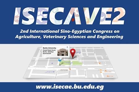 المؤتمر المصرى – الصيني الثاني بجامعة بنها أكتوبر 2017
