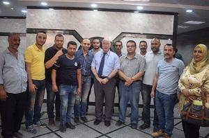 4500 مريضاً استقبلتهم مستشفيات جامعة بنها في العيد