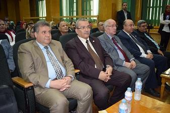 القاضي يشهد برنامج إعداد القيادات الإدارية بالقليوبية