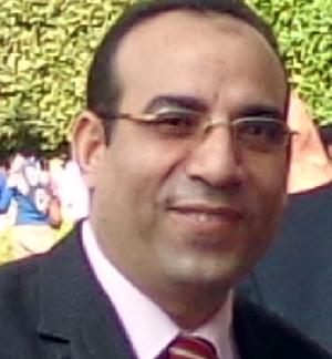 تكريم الأستاذ الدكتور محمد غانم من دار النشر العالمية سبرنجر