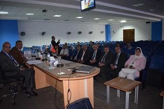 واصل أعماله بنجاح: المؤتمر الصيني المصري بجامعة بنها يختتم أعماله