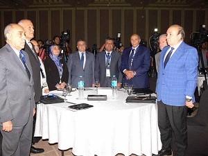 L'Université de Banha participe à la Conférence de la direction vers la construction de la société égyptienne de la connaissance et de l'innovation.