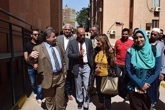 En préparation de la conférence égypto-chinoise, le professeur Elsayed Elkaddi rassure les préparatifs de l'université de Benha pour l'accueillir