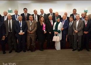 جامعة بنها  تهنئ مصر بمنصب أمين عام إتحاد الجامعات العربية