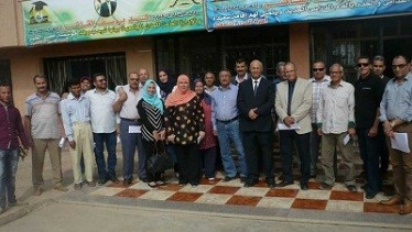 A workshop for enabling the university hostels in Benha University to get the ISO