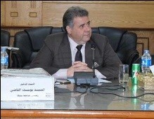 Benha university president discusses the pillars of the population indicator forum
