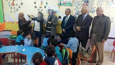 قافلة جامعة بنها الشاملة فى قرى أبو حسن وميت الحوفيين أنهت أعمالها