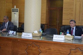 A committee to be formed to take over the supervision of the students' elections in Benha University