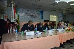 The inauguration of proceeding of the fifth forum of quality assurance managers of the Universities in Benha University