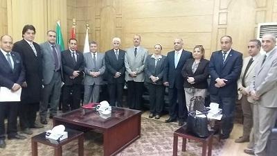 لجنة القطاع وافقت: كلية للتربية الرياضية للبنات فى جامعة بنها