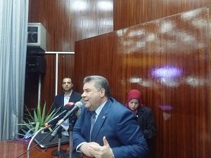 رئيس جامعة بنها فى ندوة التعداد السكانى : علينا مساندة الرئيس بالعمل
