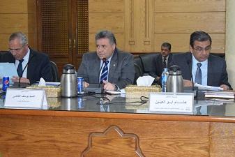 وافق عليه مجلس جامعة بنها: مركز إعداد القيادات الشبابية