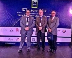 Benha university participates in the 11th international conference of e-learning and education technology ICT –LEARN 2017