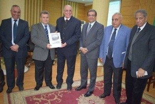 Benha University's council approves on the research plan of the University