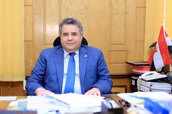 رئيس جامعة بنها يقرر : 10 آلاف جنيه لكل متوفي أو مصاب في حادث مصعد الجامعة
