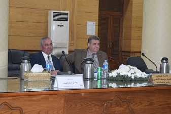 EL-Kady stresses on the importance of strictly following the rules in Benha University