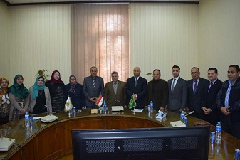 Activating the role of anti-corruption committee in Benha University
