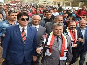 11 إبريل .. الرياضة رسالة سلام بمدينة شرم الشيخ