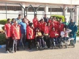 A sport accomplishment of Benha University as it wins 7 gold medals, 2 silver medals and 2 bronze medals