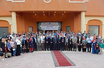 إفتتاح المؤتمر الدولى الرابع لتطبيقات التقنية الحيوية فى الزراعة