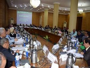 لجنة لمراجعة النقص في أعضاء هيئة التدريس بكليات بنها