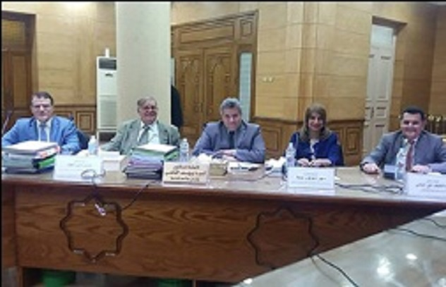 The selection committee of the dean of the faculty of medicine holds its meeting today