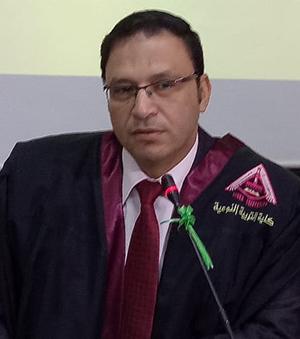 محمد ابراهيم عبدالحميد عميداً لنوعية بنها