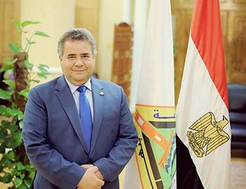 بيان من جامعة بنها .. القائد يعاهد شعبه ونحن نعاهده