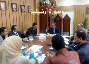 Launching the sixth round to fund the research projects of the young researchers in Benha University