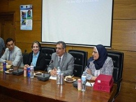 """Community service is one of the targets of Benha University"" says EL-Magraby"
