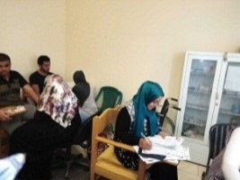16,000 stduents undergoes Virus-C checkups in Benha University