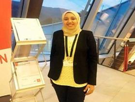 جامعة بنها تهنىء الباحثة شيماء جوهر لفوزها بجائزة الاتحاد الدولي للكيمياء التطبيقية