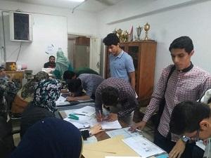١٠٦٣ من طلاب جامعة بنها تقدموا للترشح في الإنتخابات الطلابية