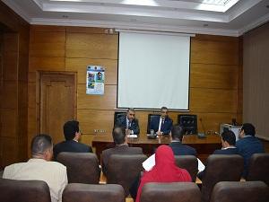 المغربي: إرسال جداول الإمتحانات إلي سفارات دول الطلاب الوافدين