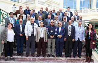 Benha university president participates in Fulbright program of higher education leaders