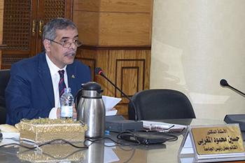 جامعة بنها تعلن عن فتح باب التقدم لجوائزها