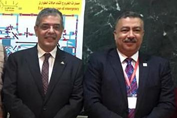 عيسوي مسئولا عن الجوالة بالمجلس التنفيذي للجامعات المصرية